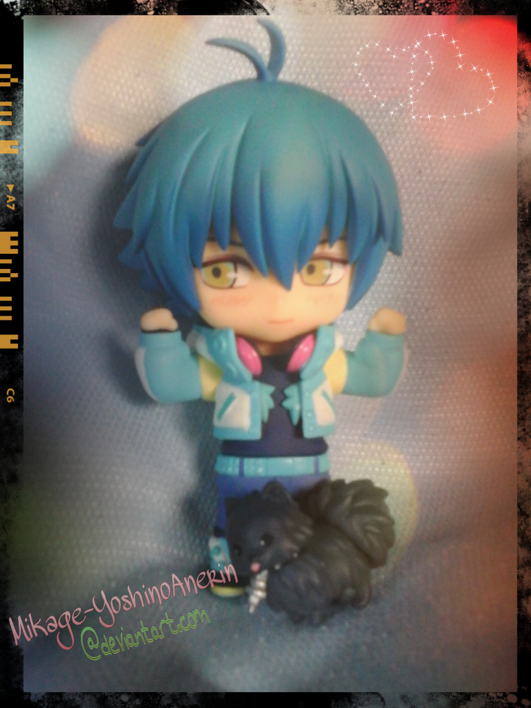 Aoba's cute pose..? by Mikage-YoshinoAnerin