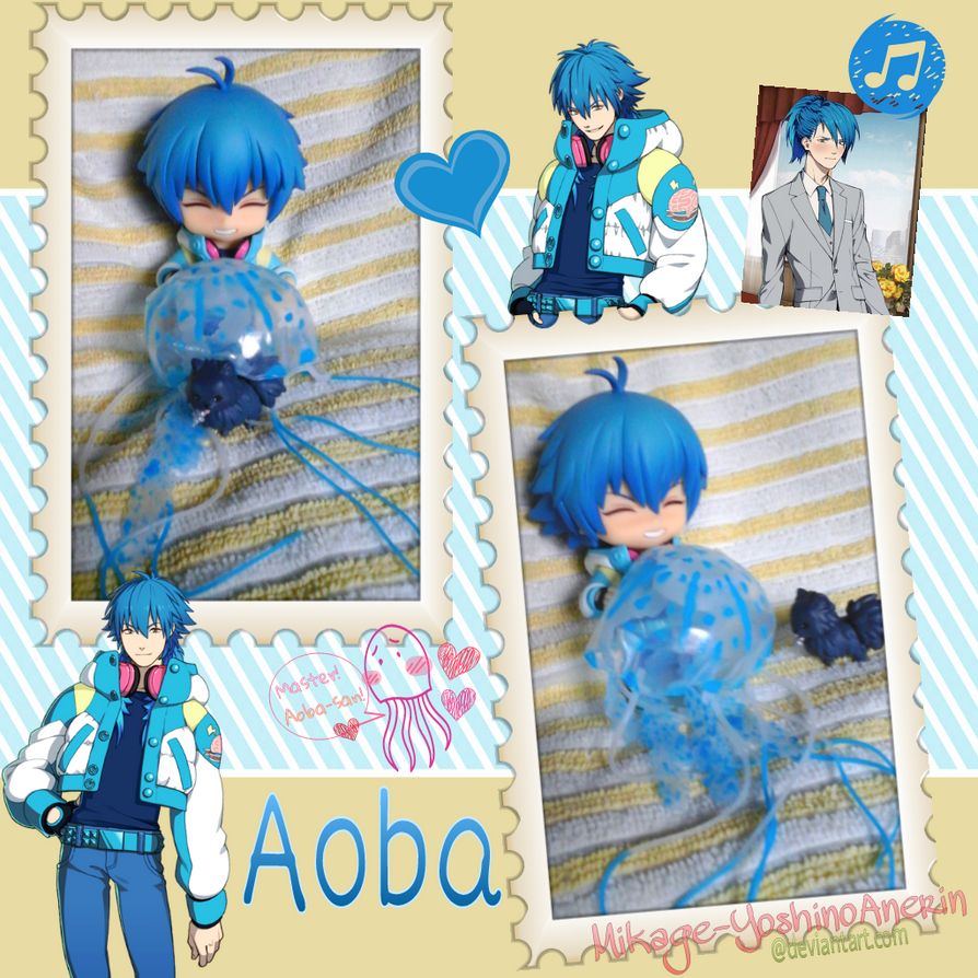 Aoba collage by Mikage-YoshinoAnerin