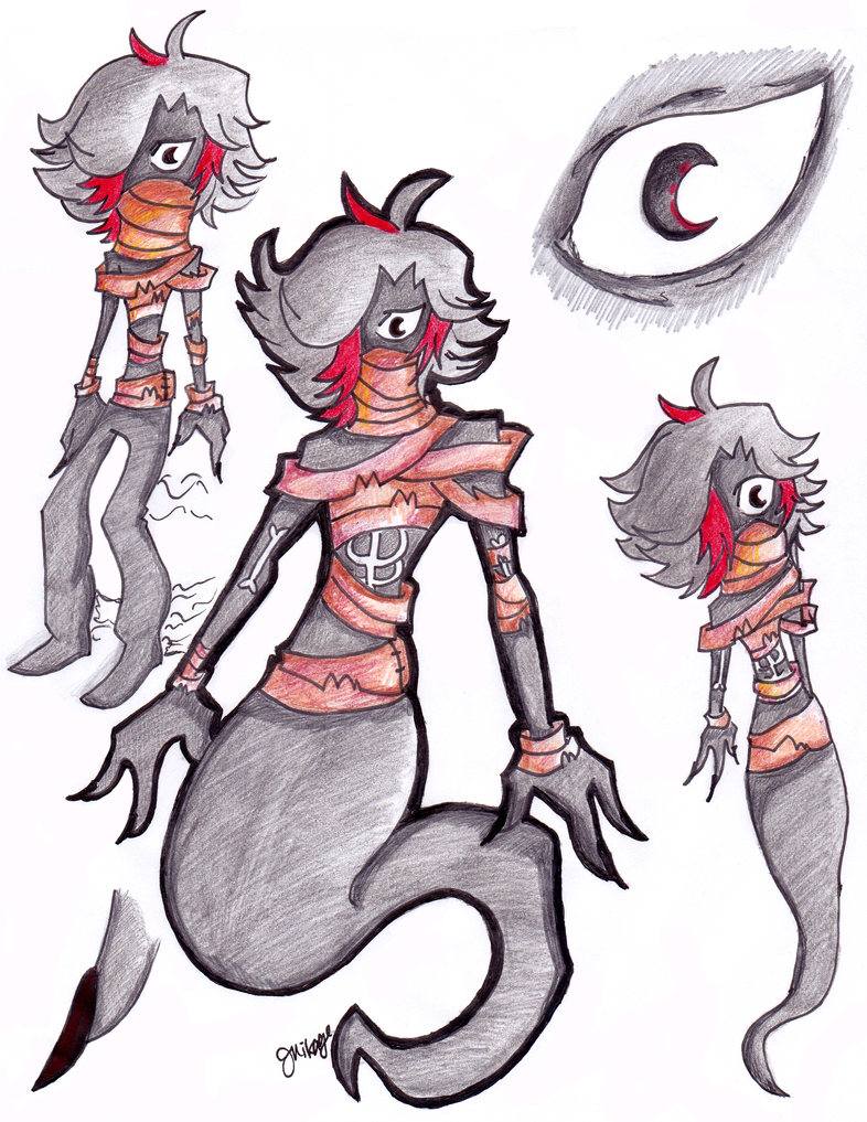 specterian one (traditional custom adopt) by Mikage-YoshinoAnerin