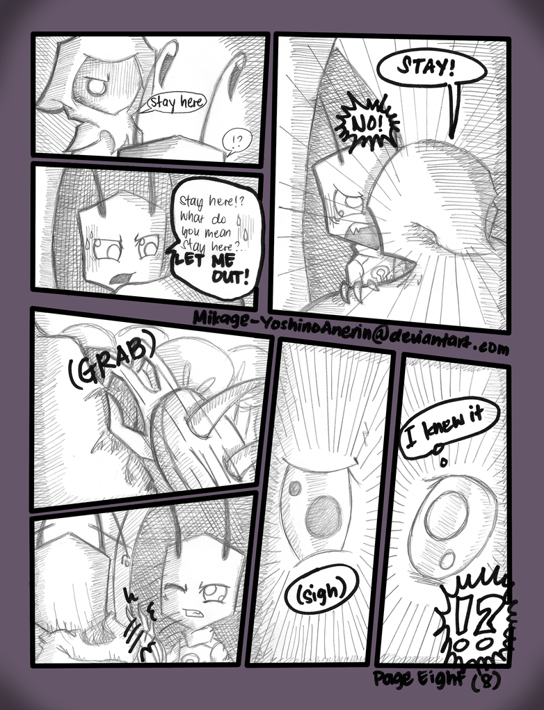 RU OCT Prologue: Hide and Seek (page eight) by Mikage-YoshinoAnerin