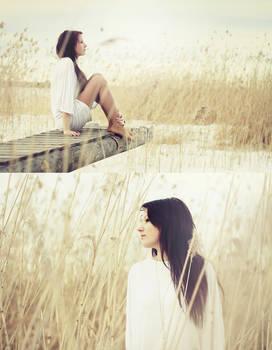 I want feel the silence