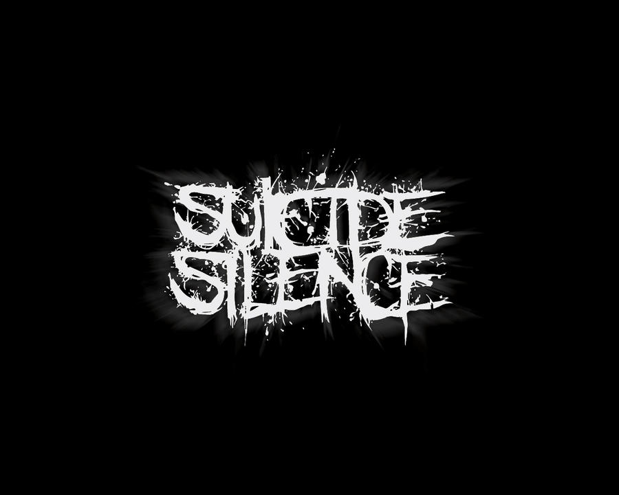suicide silence wallpaper by demonicmarshmallow on deviantart rh demonicmarshmallow deviantart com Green Day Logo Bring Me the Horizon Logo