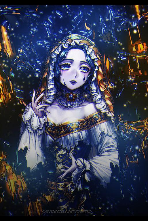 Crying Maiden | GFX | Dezzso