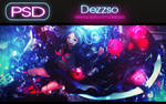 PSD Music | Signature | Anime by Dezzso