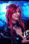 Dark Witch by Dezzso
