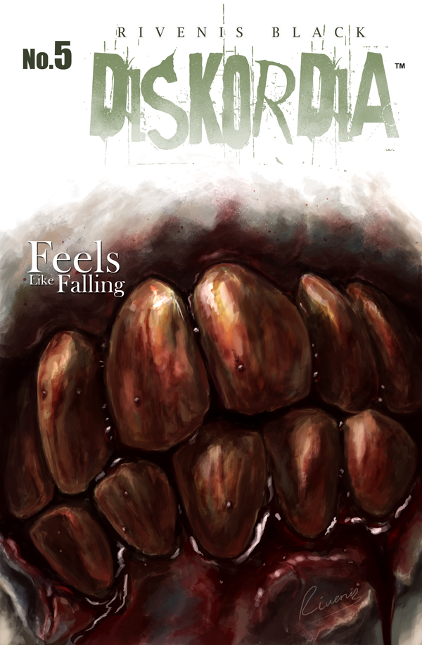 Diskordia 5 cover by Rivenis