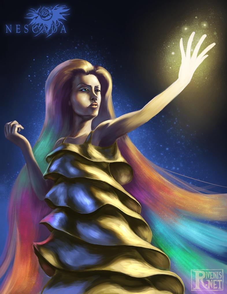 Sorceress Sefur by Rivenis