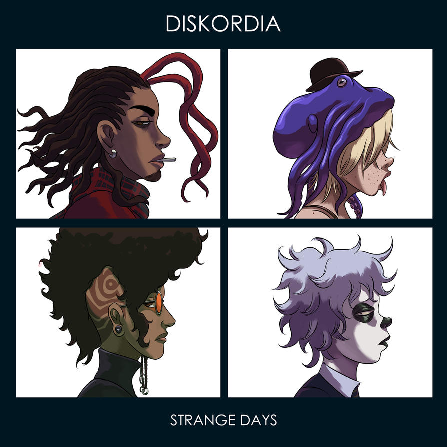 Diskordia Days by Rivenis
