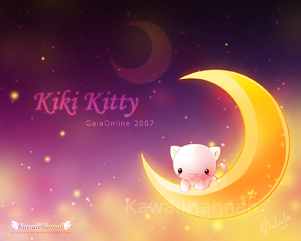 Halloween Kiki 2007 by kawaiihannah