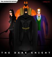 The Dark Knight - Animated