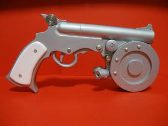 Ada Wong's Grappling Gun by John-MacGyver