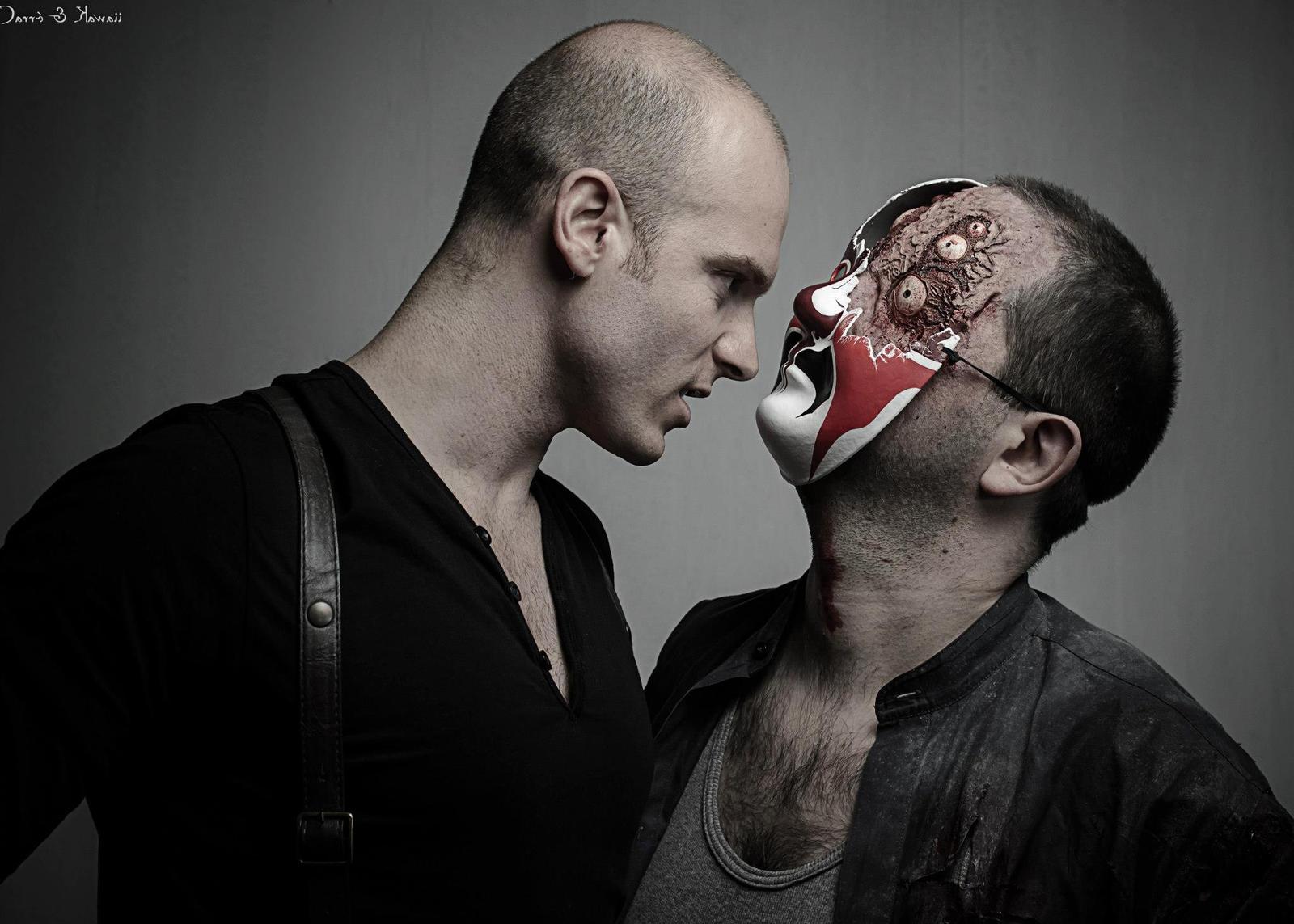 Jake Muller VS J'avo by John-MacGyver