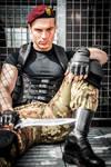 Jack Krauser - Resident Evil 4
