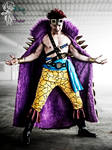 One Piece - Eustass Kidd by John-MacGyver