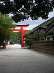 Shimogamo Approach