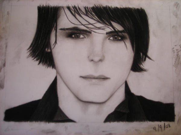 Gerard Way by drowning-in-you