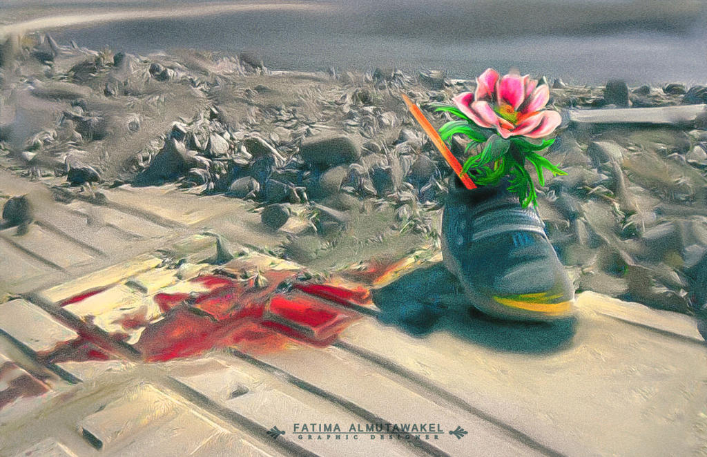 War Student by Almutawakel