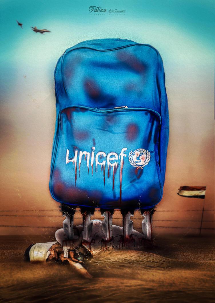 Unicef the Killer by Almutawakel