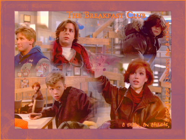 The Breakfast Club by firefly-flower-power