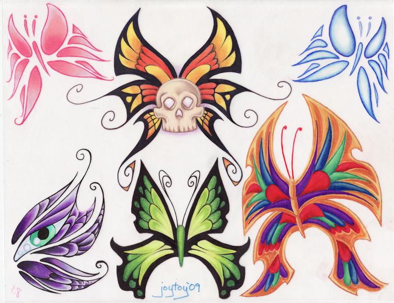 Butterfly Flash II