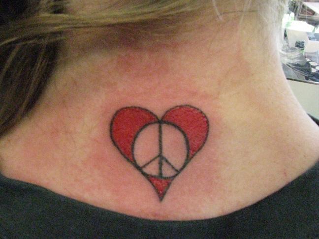 peace tattoo. Tattoo Design Peace. tattoo
