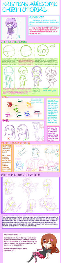 AWESOME CHIBI TUTORIAL