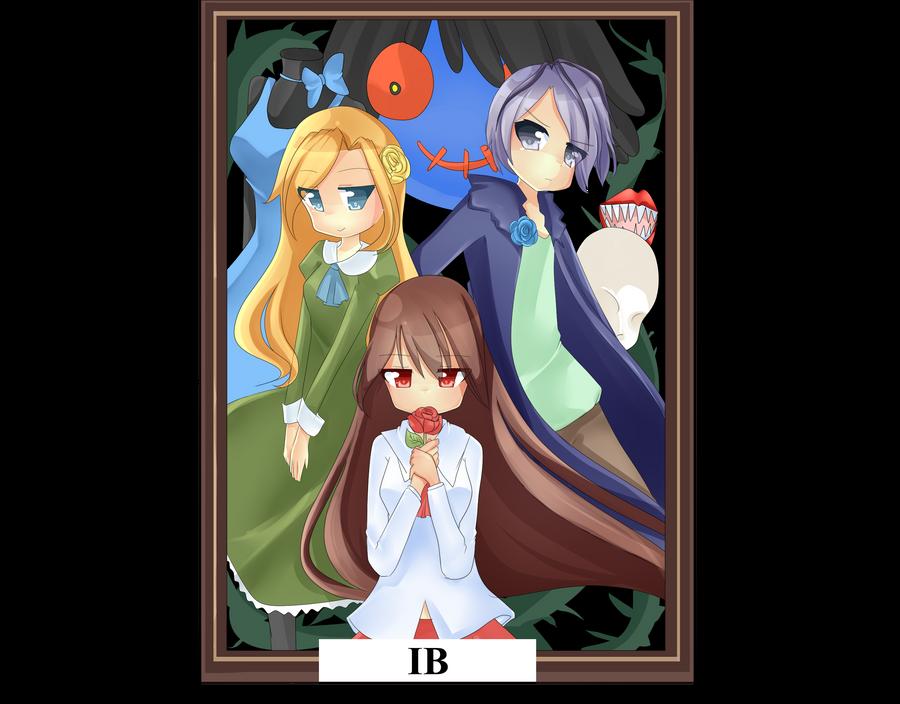 IB by Rmblee