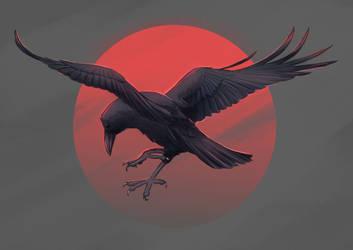 Raven by Sofalein