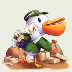 Animal Crossing New Leaf - Pete