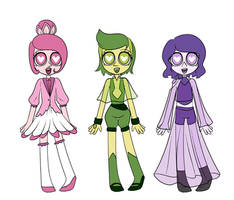 Steven universe Pearl adopts OPEN 200 points