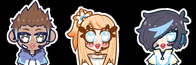 [FA] [UTAU] Mimoko utaus icons