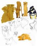 Doodles November