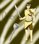 Fairy Tail OC: Orion