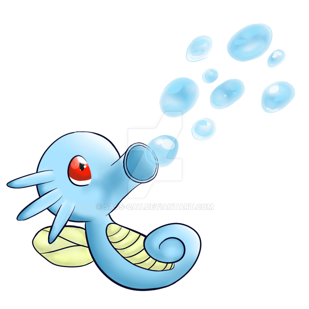 day 7 horsea by sass cat on deviantart