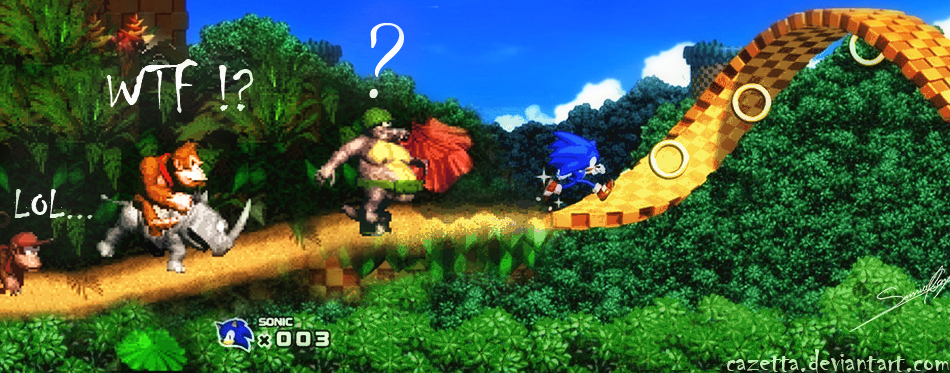The Truth About Sonic 4