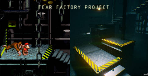 Fear Factory Project