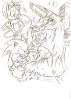 Sonic Adventure Perfect CHAOS by Loli-Con-Artist