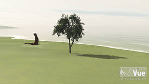 Beach Tree by Fobok