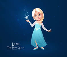 Leah, The Snow Queen by shaione