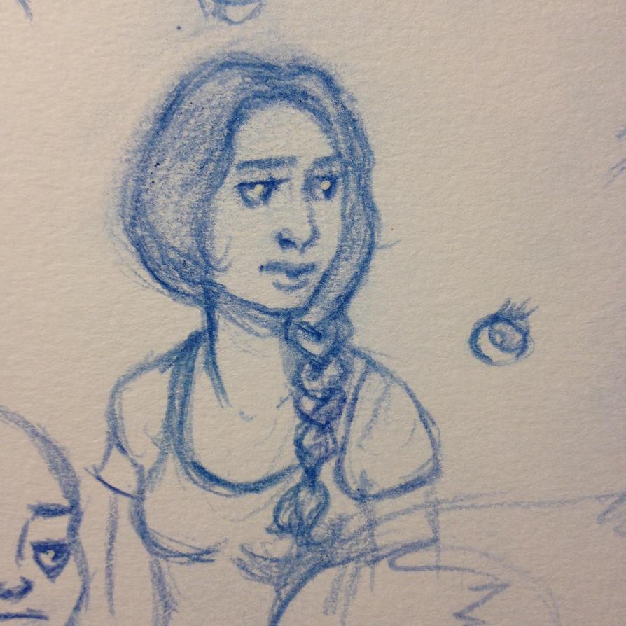 sketch by shaione