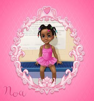 My lil' niece, Noa :)