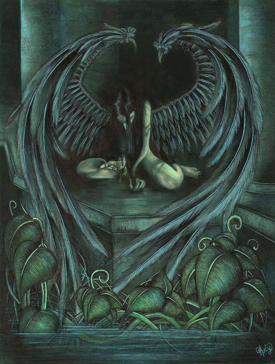 My Dark Spirit by Catalina-Estefan