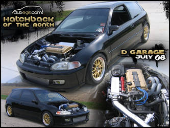 07-08 : Hatchback Of The Month