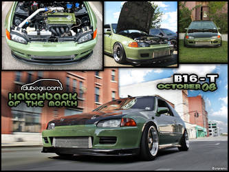 10-08 : Hatchback Of The Month