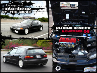 11-08 : Hatchback Of The Month