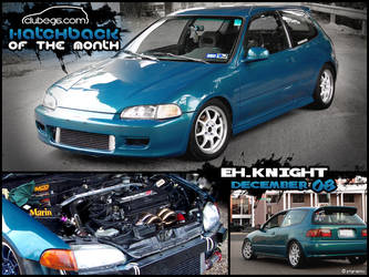 12-08 : Hatchback Of The Month