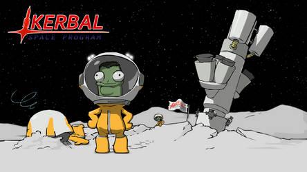 Kerbal Space Program - Fan Cover by SYRSA