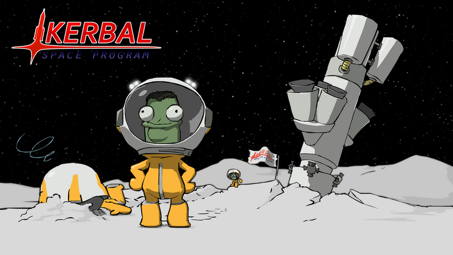 kerbal space program face - photo #42