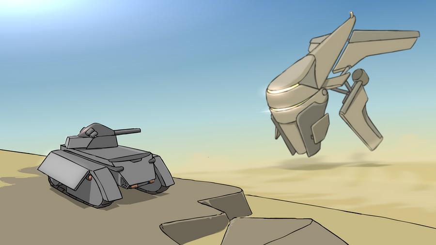 Dune Cruiser by SYRSA