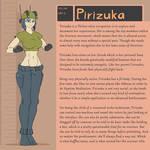 Character Bio (Pirizuka) by SYRSA